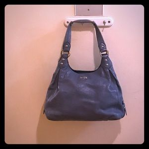 OFFERS?? Authentic Coach Leather Shoulder bag